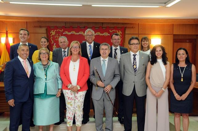 Grupo de Gobierno PP-AV (2015-2019)