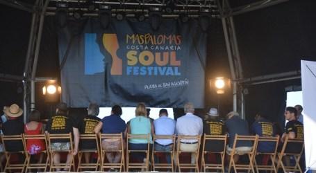 El Maspalomas Costa Canaria Soul Festival prevé aglutinar 4.000 personas