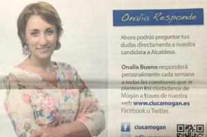 Onalia Bueno responde