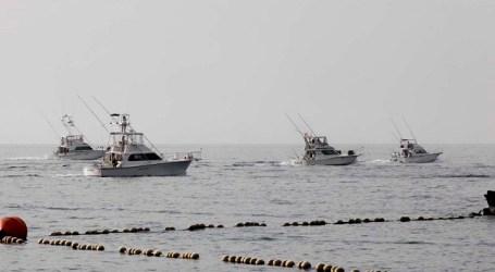 Unas 30 embarcaciones optan al Premio Mapfre de 20.000 euros, en Pasito Blanco