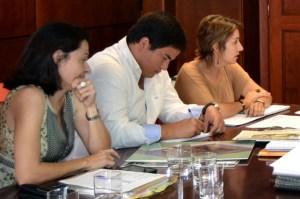 Isabel Santiago, Mencey Navarro y Onalia Bueno