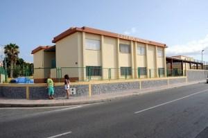 Visita de la concejala de Educación a las obras RAM