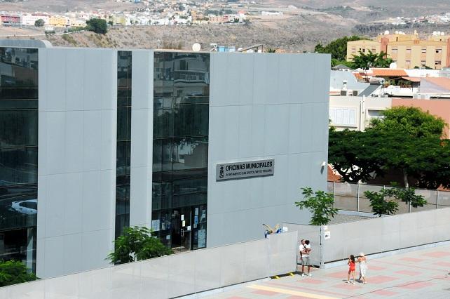 Ayuntamiento de San Bartolomé de Tirajana, oficinas de Maspalomas
