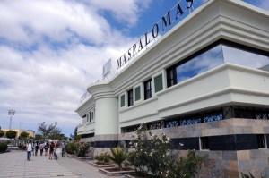 Centro Cultural Maspalomas, en San Bartolomé de Tirajana