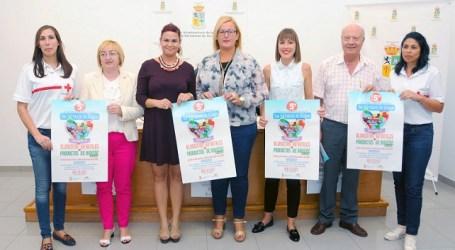 El Ayuntamiento de San Bartolomé de Tirajana inicia su 5ª campaña de recogida de alimentos