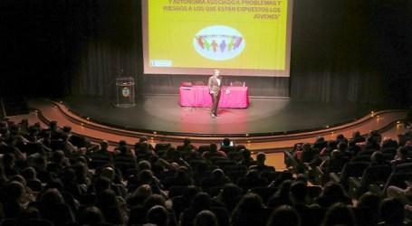 Más de 600 escolares participan en las Jornadas de Seguridad en Santa Lucía
