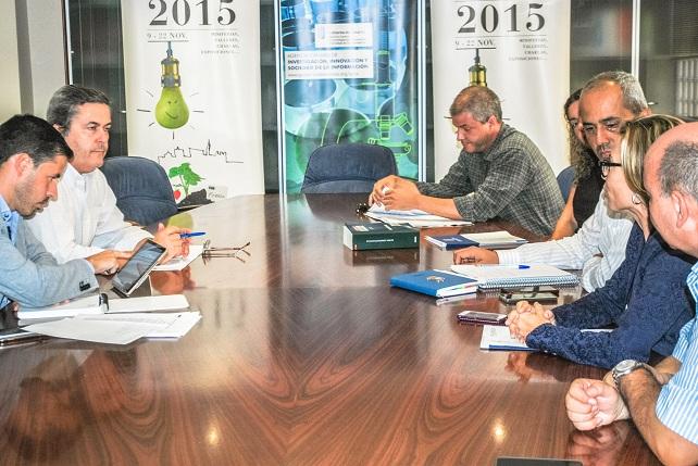 Estas actuaciones supondrán un importante beneficio para la isla de Gran Canaria