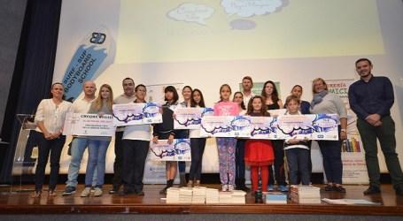 Maspalomas premia su 12º Concurso navideño escolar de escritura y dibujo