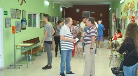 La participación electoral se cifra en un 25,5 por ciento a mitad de jornada