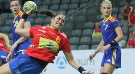 María Núñez, una maspalomera en el Mundial de Balonmano Femenino
