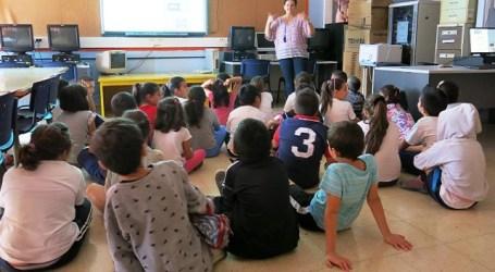 El programa de sensibilización del medio ambiente llegará a 2.000 escolares