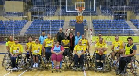 Santa Lucía apoya al Club Baloncesto en Silla de Ruedas Sureste Gran Canaria