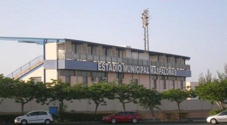 El estadio de Maspalomas será primera sede de la 42 Copa del Atlántico Juvenil
