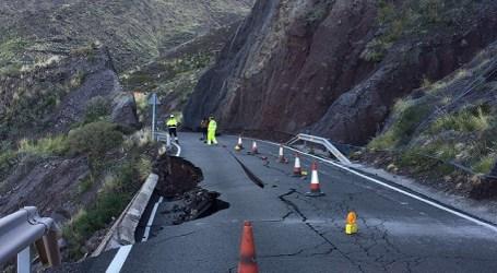 El Cabildo adjudicará la obra de la carretera de La Aldea por la vía de emergencia