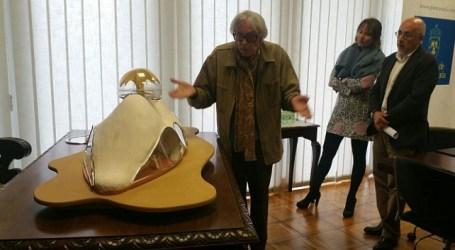 """Pepe Dámaso presenta al Cabildo su proyecto para una """"duna cósmica"""" en Maspalomas"""