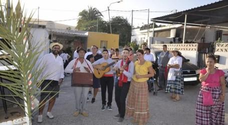 La actuación de Pepe Benavente destaca en el programa de fiestas de Las Crucitas
