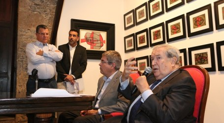 Sergio Gil expone en Maspalomas sus 10 años de 'Obra sobre papel'