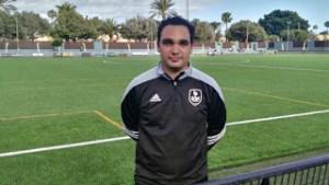 Jonay Cazorla Ortega, entrenador