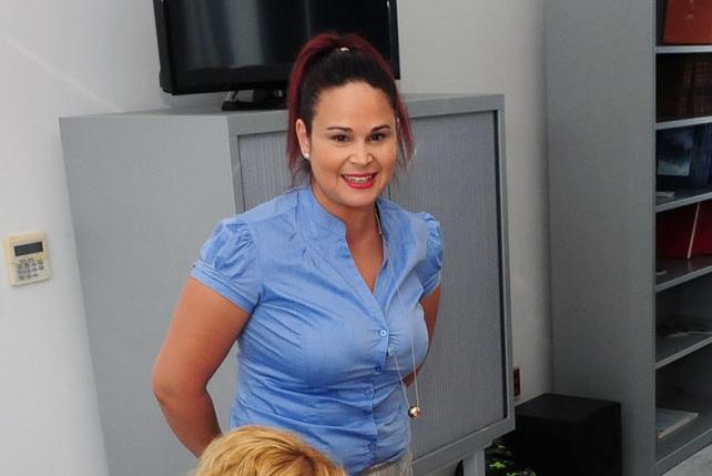 Yurena Tejera Cruz, concejala de Servicios Sociales del Ayuntamiento de San Bartolomé de Tirajana