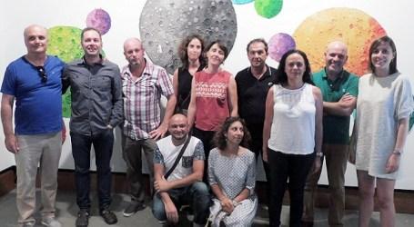 'Alquimia', una exposición colectiva en la Casa Condal de Maspalomas