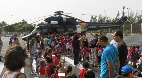 Más de 600 niños participan en el II Encuentro Infantil de Seguridad y Emergencias