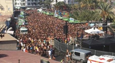 El PP de Mogán critica la falta de seguridad en la Fiesta del Agua