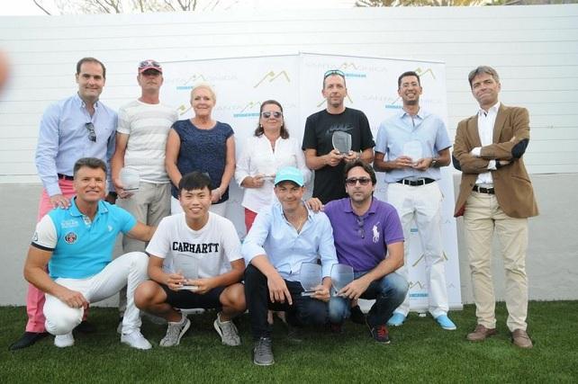 I Torneo Santa Monica Suites Hotel, participantes