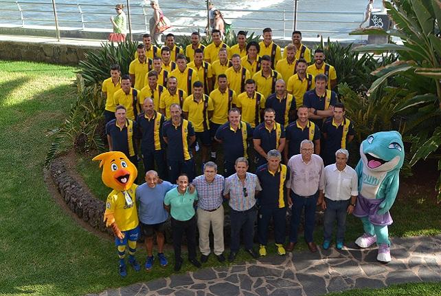 La UD Las Palmas llega a Maspalomas para iniciar la pretemporada