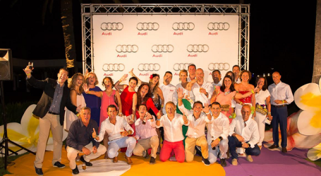 Maspalomas Golf celebra la Audi Golf Night by Mahou & Lopesan