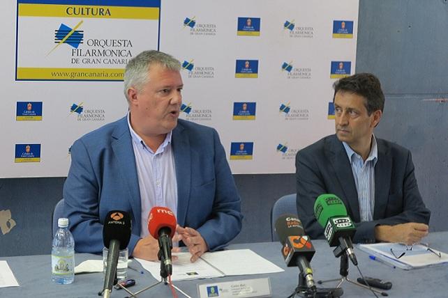 Carlos Ruiz y Juan Mendoza
