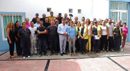Concluye el Plan de Empleo con 44 personas contratadas durante 6 meses