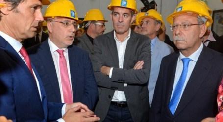 Morales pide un gran pacto para que la entrada de las energías renovables sea imparable