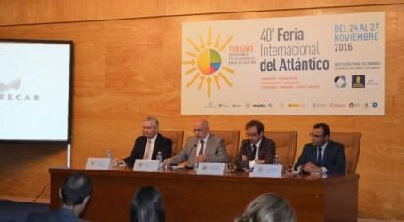 Más de 1.500 profesionales del turismo en la 40 Feria Internacional del Atlántico