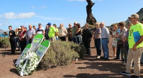 Roque Aldeano pide no olvidar a las 33 víctimas de la carretera de La Aldea