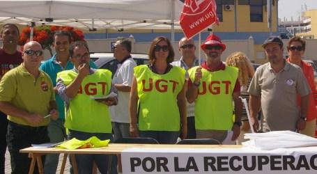 UGT presentará un recurso de reposición a la OPE de San Bartolomé de Tirajana