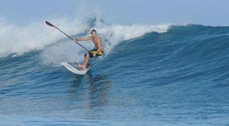 Mogán acoge la final del Campeonato de Europa de Paddle Surf