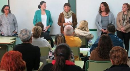 El nuevo Plan de Empleo 'trabajo con formación' contrata a 65 personas en Santa Lucía