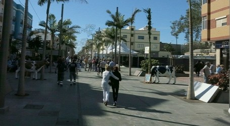 Santa Lucía celebra el Festival PazArte con el apoyo del Consistorio