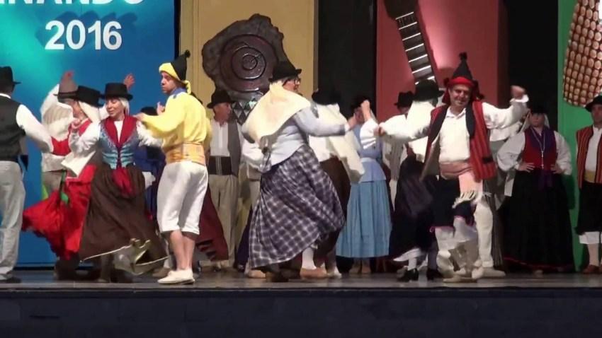 Folclore canario