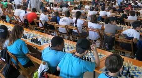 Más de 400 estudiantes participan en el Encuentro Escolar de Ajedrez celebrado en Santa Lucía