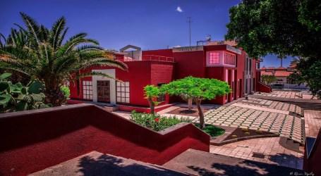 Cuatro artistas de La Grillera exponen en el Centro Insular de Turismo de Playa del Inglés