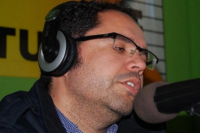 Gustavo Santana, secretario general de UGT-Canarias