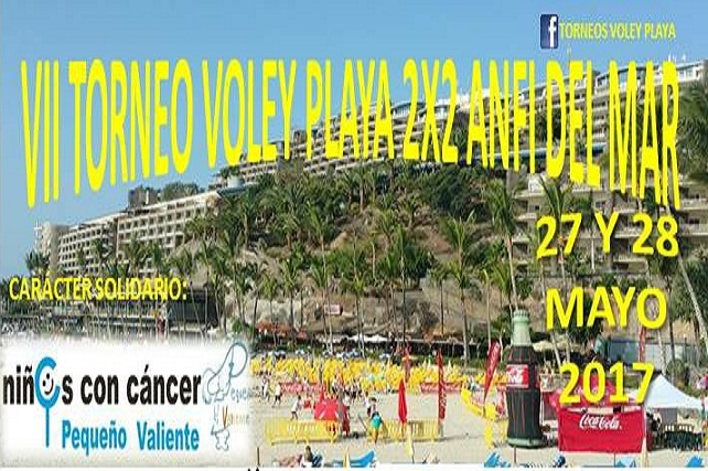 VII Torneo de Vóley Playa Anfi del Mar