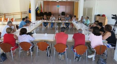 Santa Lucía destina casi 300.000 euros a obras RAM en los centros escolares