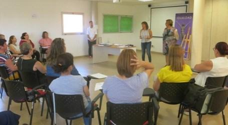Dieciocho mujeres finalizan el curso de la Escuela Potenciadora de Empleo de Santa Lucía