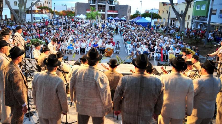 Los Gofiones, Feria de la Zafra, El Tablero