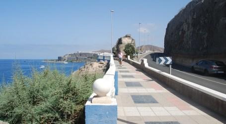 La rehabilitación del paseo Arguineguín-Patalavaca comenzará en las próximas semanas
