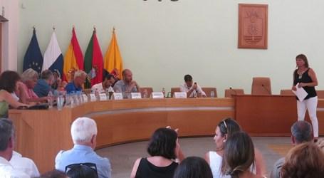 La alcaldesa defiende la candidatura de Santa Lucía a Ciudad Europea del Deporte