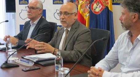 Antonio Morales afirma que Gran Canaria depura el 99% de sus aguas fecales