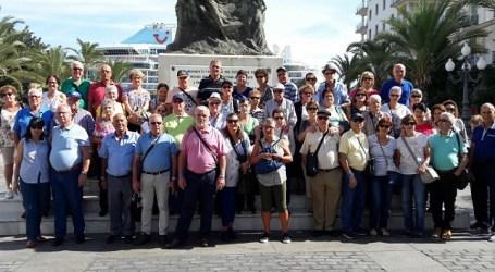Santa Lucía celebra el Día de los Mayores homenajeando a cinco personas comprometidas